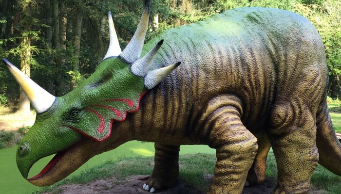 Magic Park Verden Dinosaurier