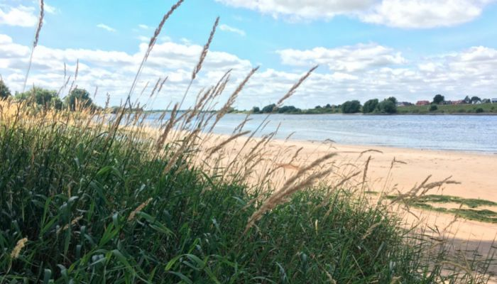 Camping Stover Strand, Drage (Elbe)